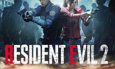 Resident Evil 2 משחק מחשב