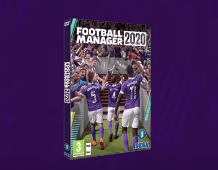 football manager 2020 FM2020 להורדה